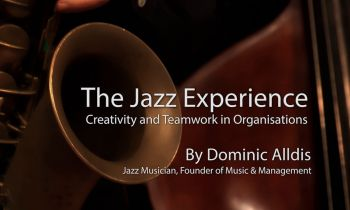 Jazz & Teamwork: The Jazz Experience with Live Jazz Band