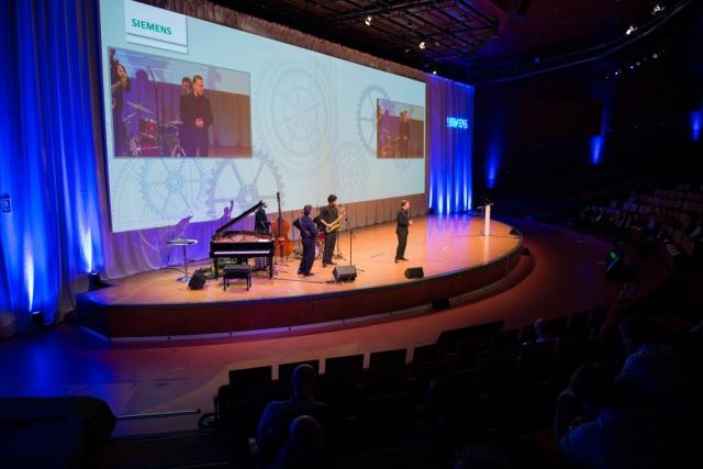 business speaker music leadership teamwork creativity
