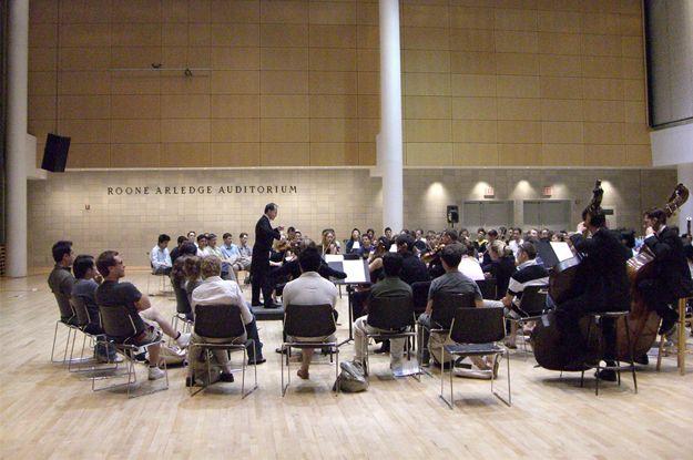 orchestra metaphor leadership teamwork communication