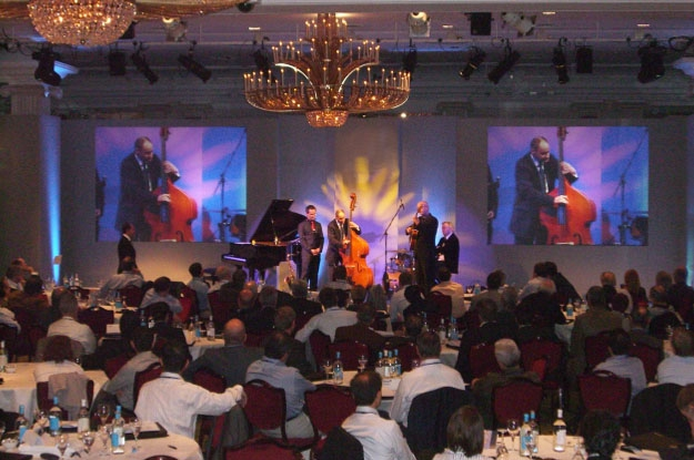 music after dinner speech presentation