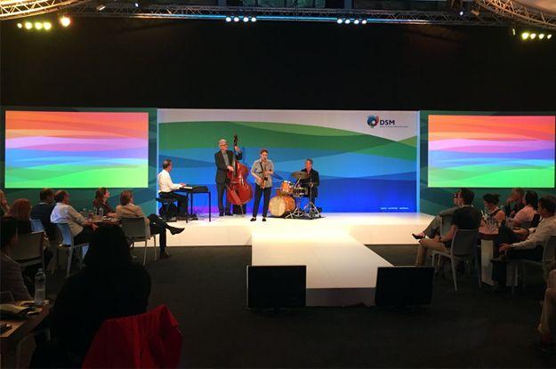 jazz teamwork innovation creativity keynote