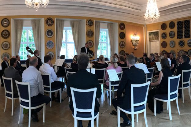 Novo Nordisk Orchestra Experience