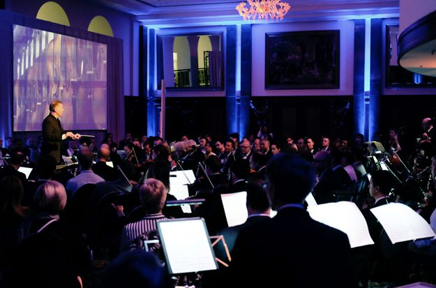 Orchestra Experience with Wolters Kluwer