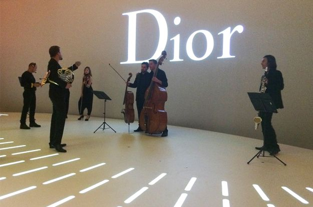 Classical Experience for Dior