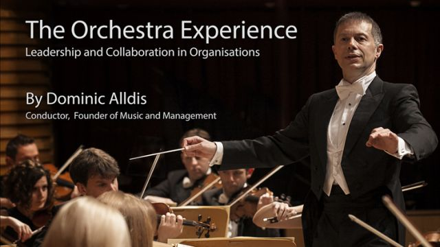 Orchestra Conductor Leadership Training Video