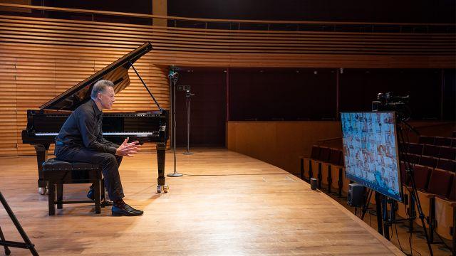 Virtual Musical Events